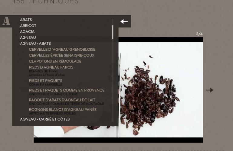 Alain Ducasse Enclopédie culinaire